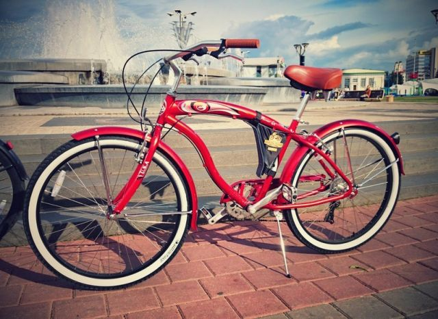 Велосипед Micargi Rover lx