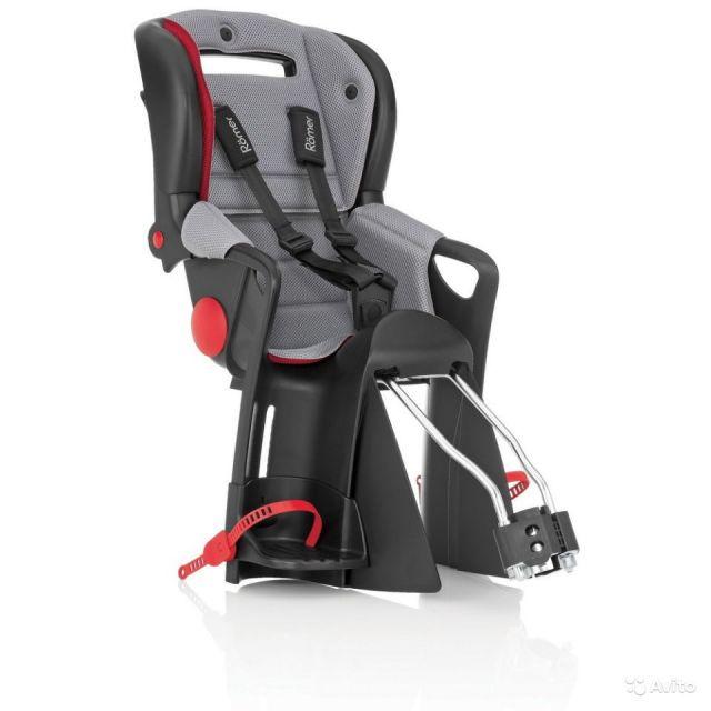 Кресло для перевозки детей Romer Black