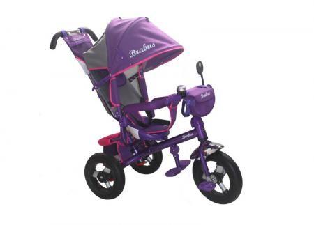 Велосипед Amigo Brabus Trike фиолетовый