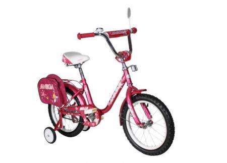 """Велосипед Amigo Bella 16"""" розовый"""