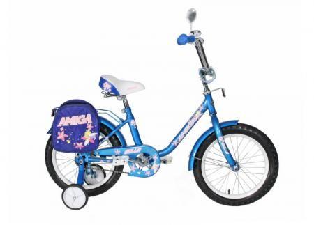 """Велосипед Amigo Bella 16"""" голубой"""