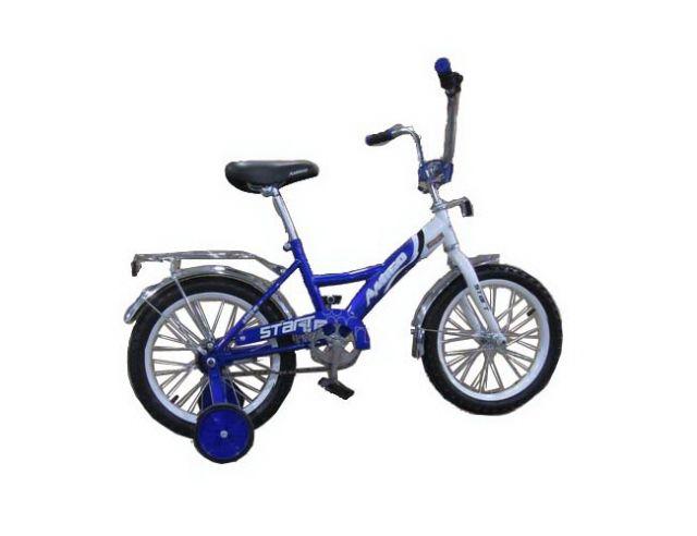 Велосипед Amigo Start  синий