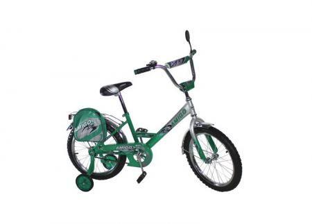 "Велосипед Amigo Pionero 20"" зелёный"