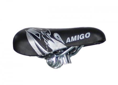 Седло Седло для детского велосипеда Amigo Pionero