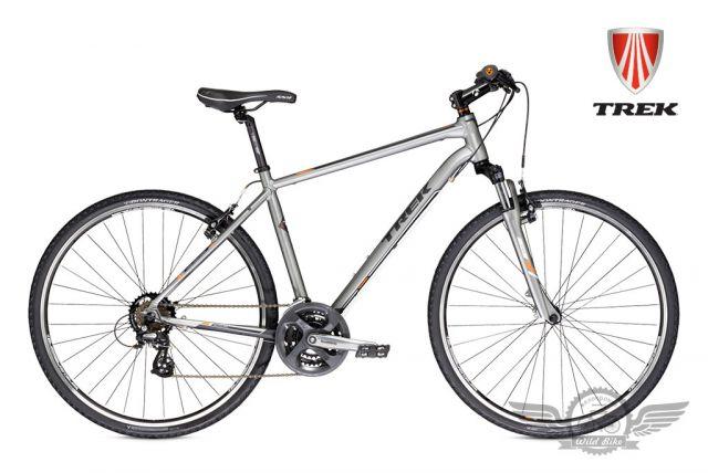 Велосипед Trek 8.2 DS (древесный уголь)