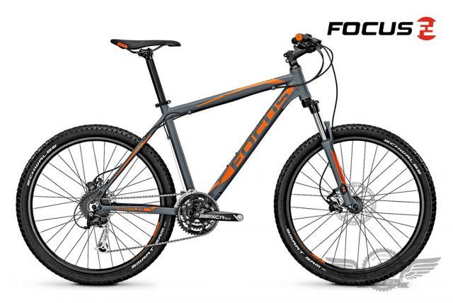 Велосипед Focus Whistler 1.0
