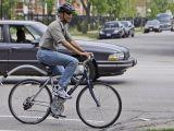 Вдоль проспекта Независимости нарисуют велодорожку