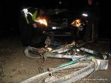 Пьяный россиянин сбил насмерть три велосипедиста под Хотимском