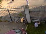 Как в Минске воруют велосипеды (Видео)