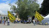 Velcom провел в Минске велоквест Velocity