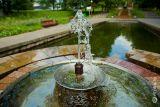 Питьевой фонтан на ул. Волоха в Минске