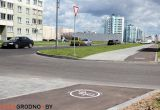 Велодорожки в Гродно