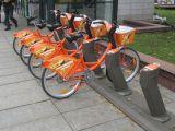 Городской прокат велосипедов в Вильнюсе