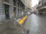 Городской велопрокат Брюсселя