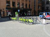 Городской велопрокат Риги