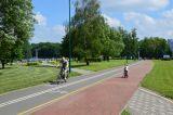 Велодорожка в Минске