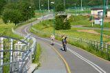 Мосты на велодорожке Минска