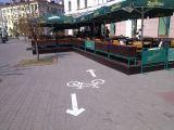 Велодорожка в кафе