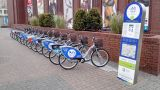 Сеть городского велопроката Белостока