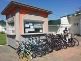 Прокат  велосипедов в Лошицком парке